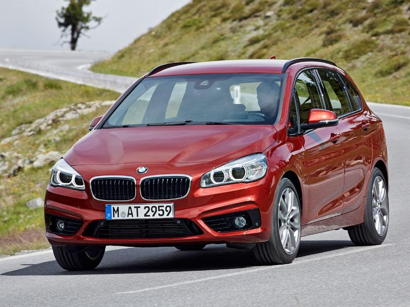Contacto: BMW Serie 2 Active Tourer, versatilidad divertida