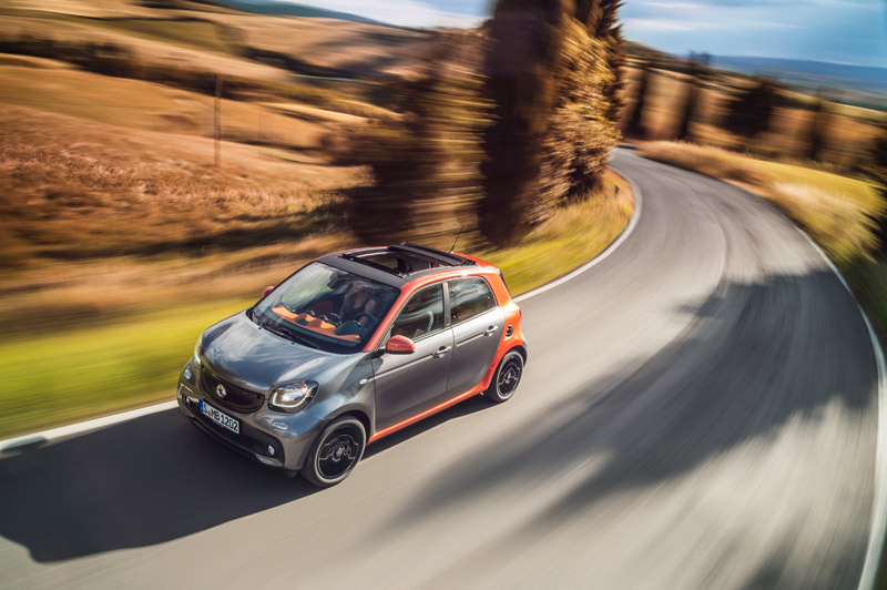 Nuevo Smart Forfour Edition 1