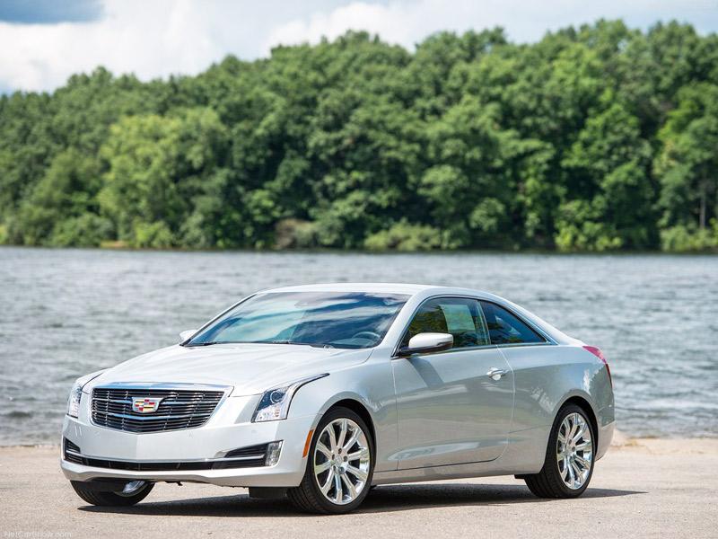 Cadillac Coupé 2015 ATS