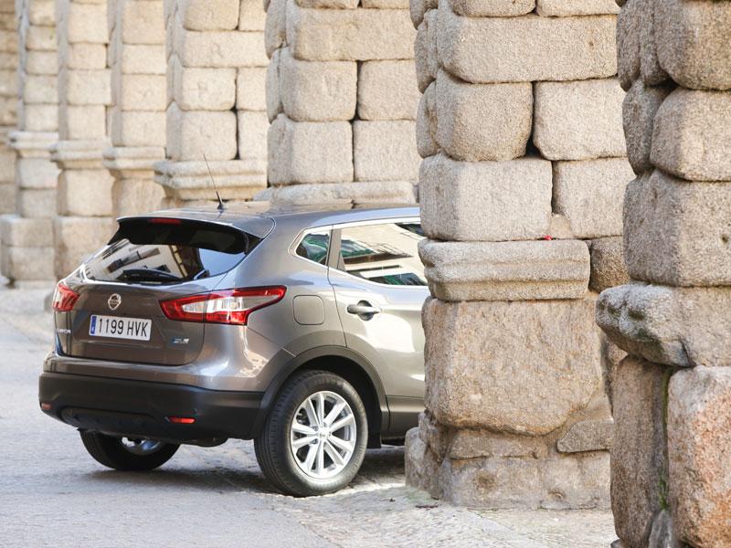 Prueba: Nissan Qashqai 1.6 DCI 130 4X2, ¿SUV o compacto?