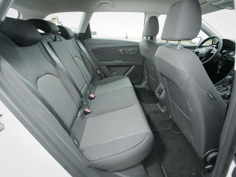 Prueba: Seat León ST 2.0 TDI DSG, a la carga