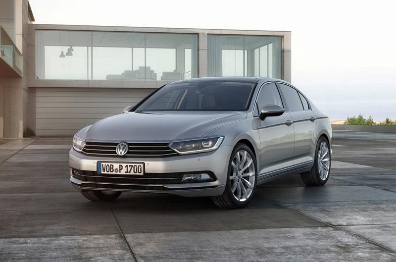 Nuevo Volkswagen Passat frente a sus rivales