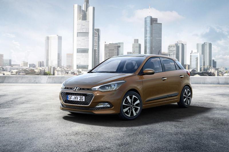 Nuevo Hyundai i20, primeras fotos