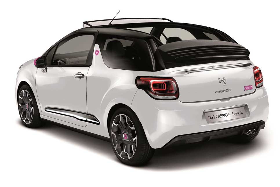 Citroën DS3 Cabrio DStyle by Benefit