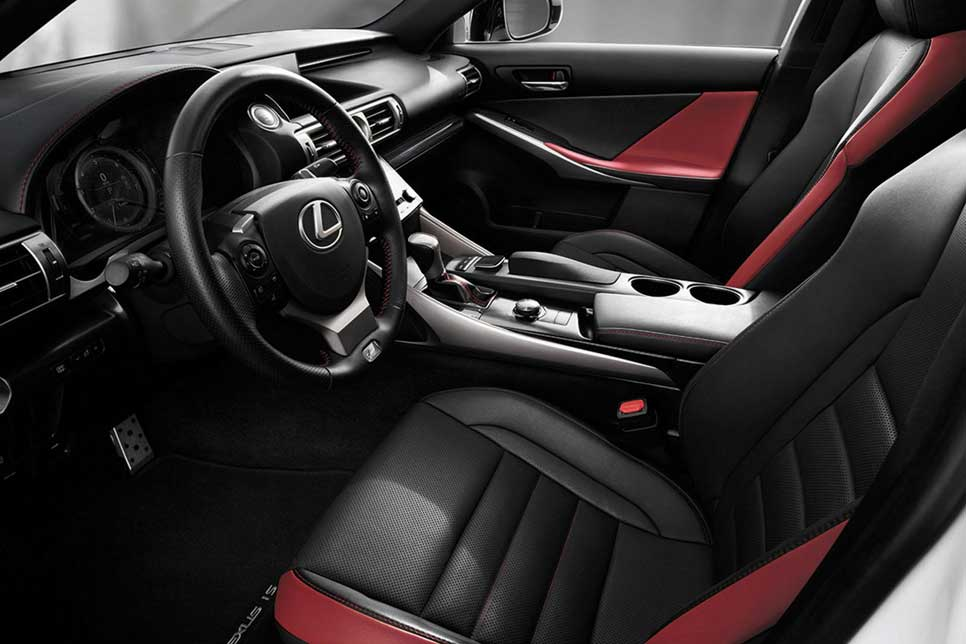 Lexus Crafted