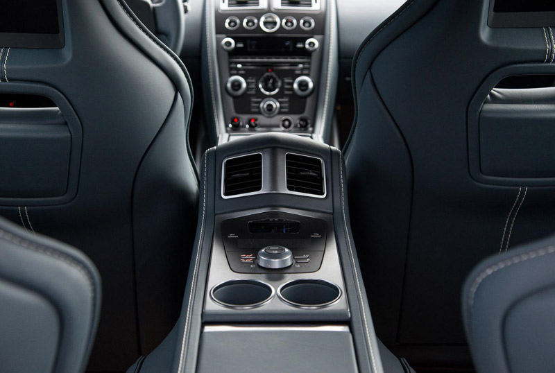 Aston Martin Rapide S 2015 y Vanquish 2015
