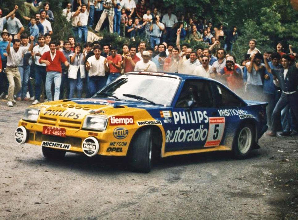 Opel Manta 400 Gr. B