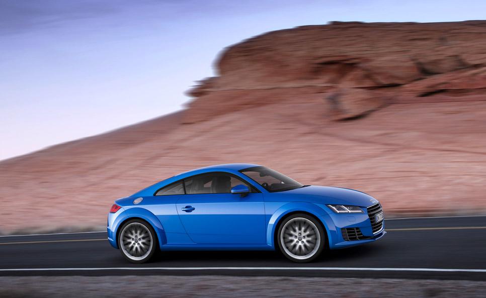 El nuevo Audi TT Coupé, desde 40.890 euros