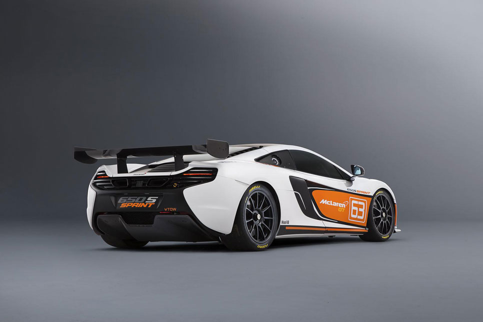 McLaren 650S Sprint, todo un sueño deportivo