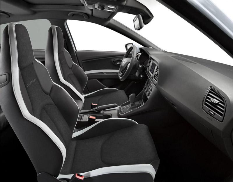 Seat León Cupra 280 Sub8 Performance Pack