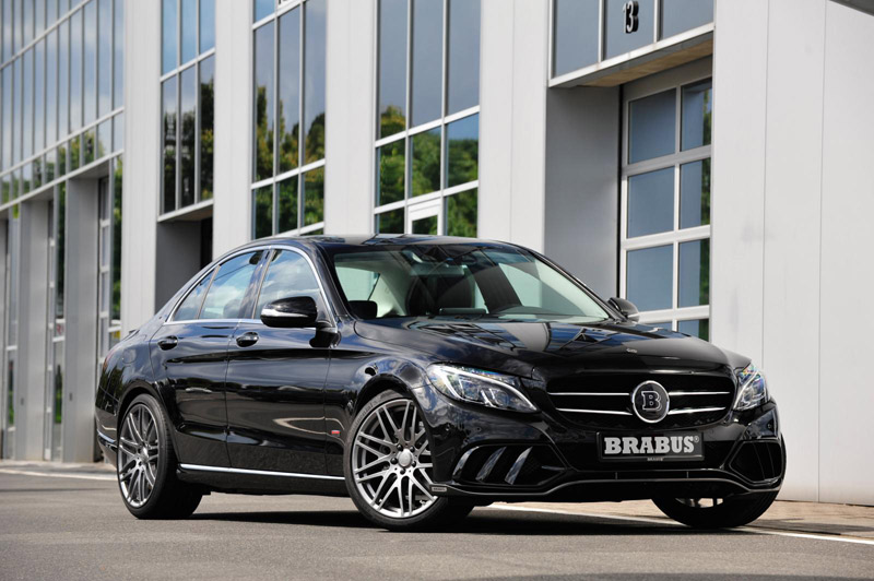 Nuevo Mercedes Clase C por Brabus