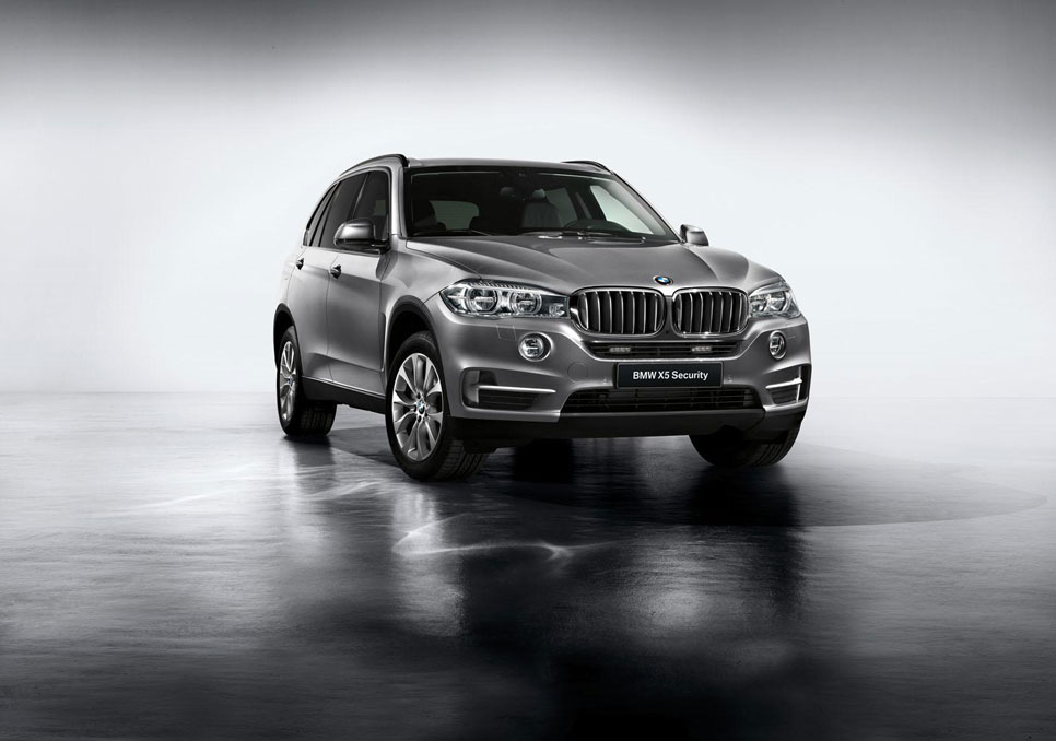 BMW X5 Security Plus, el SUV blindado alemán