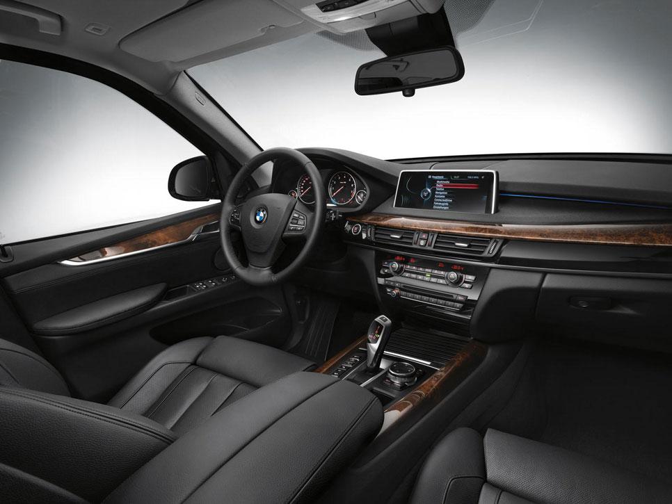 BMW X5 Security Plus, el SUV blindado alemán