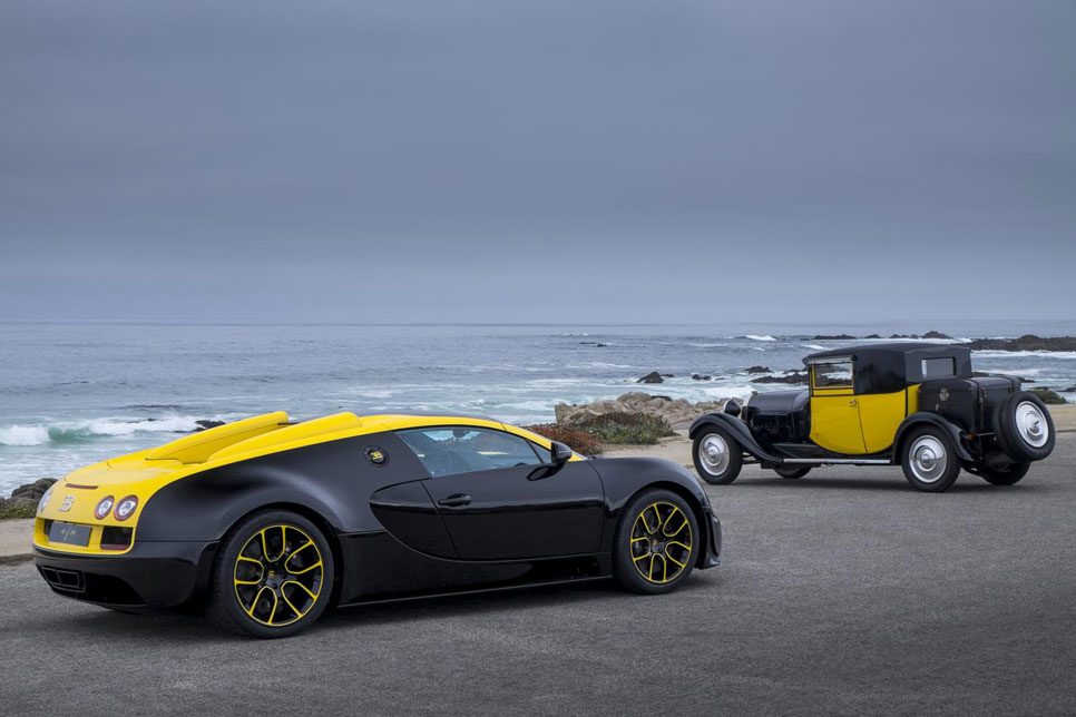 Bugatti Grand Sport Vitesse '1 of 1'
