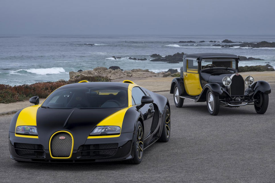 Bugatti Grand Sport Vitesse '1 of 1'