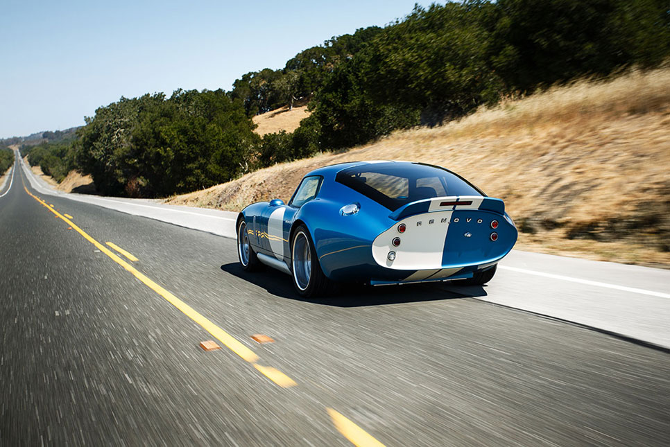 Renovo Coupé EV, un rayo eléctrico de casi 400.000 euros