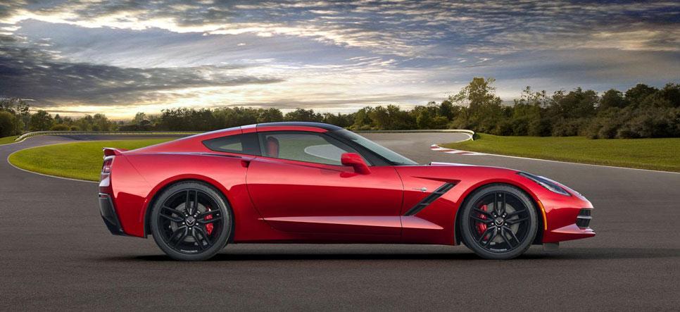 Chevrolet Corvette Stingray 2015
