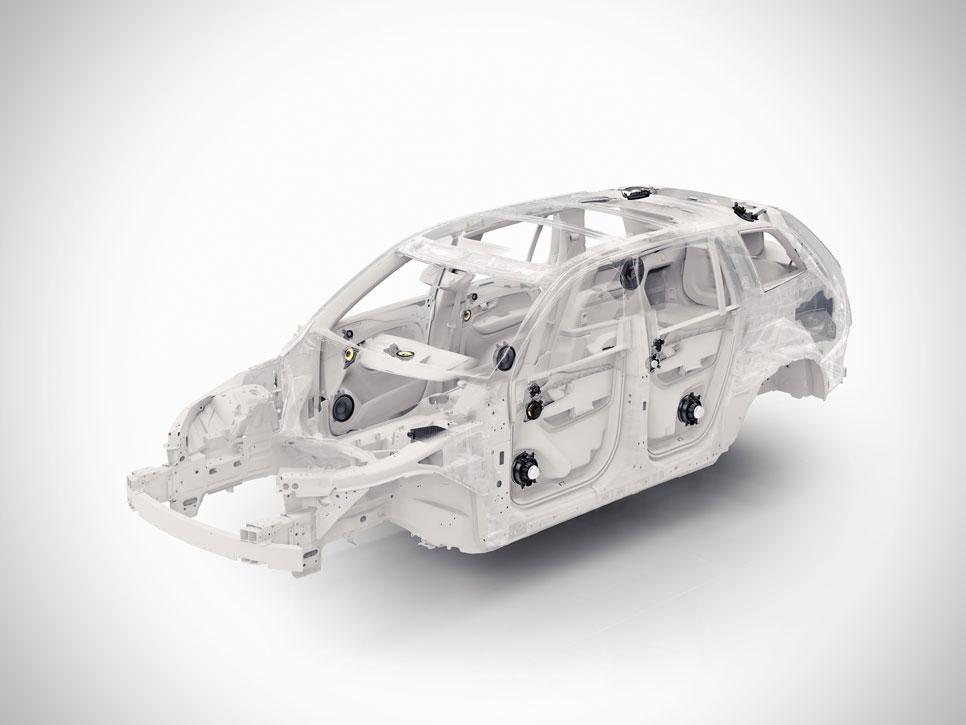 Volvo XC90 2015, cara a cara