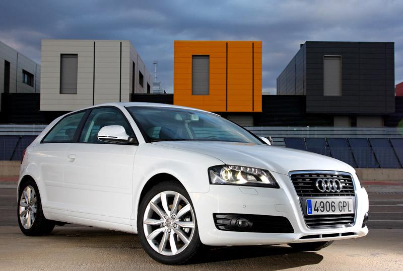 El Audi A3 con nuevos motores