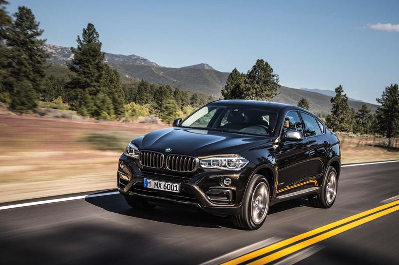 BMW X6 2015, precios para España