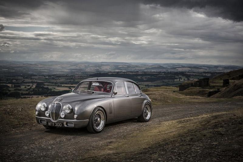 Jaguar Mark 2, el clásico de Ian Callum