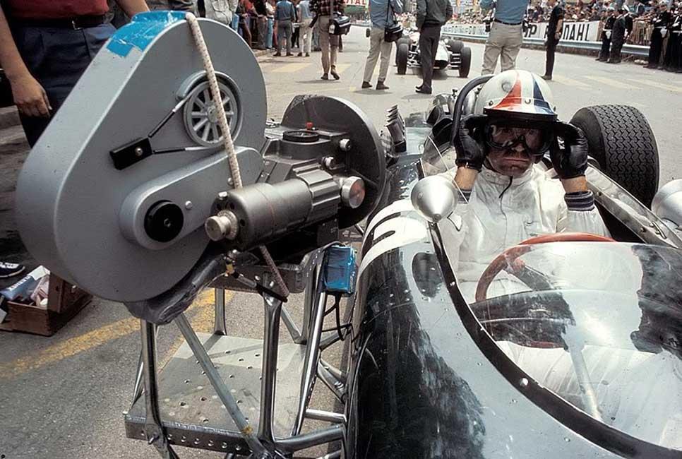 Adiós a James Garner, protagonista de Grand Prix