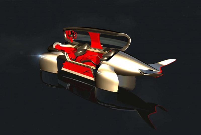 Acabion Da Vinci, el súper coche solar del futuro