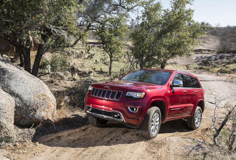 Jeep Grand Cherokee y Grand Cherokee SRT 2015