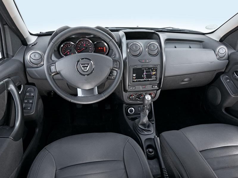 Prueba: Dacia Duster 1.5 dCi 4x4, tipo duro