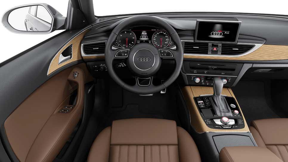 Audi A6 2015, se renueva toda la familia