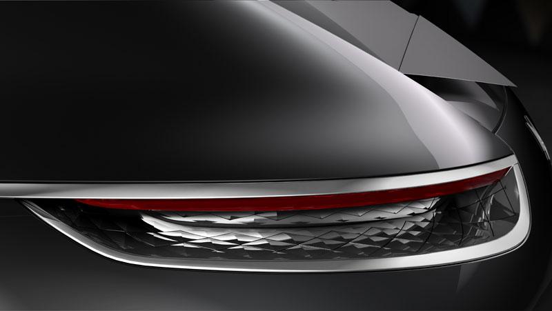 Citroën Divine DS, un DS4 que es una joya