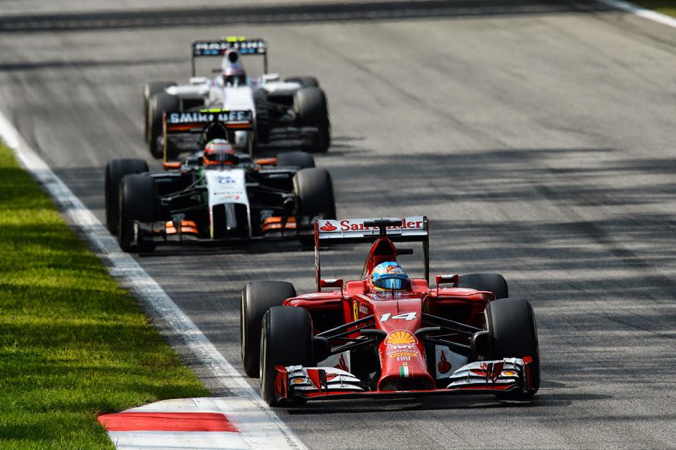 GP Italia 2014: la carrera