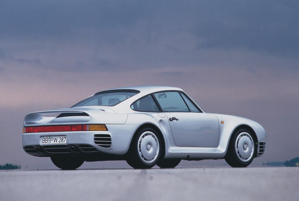Los 5 mejores coches de Porsche