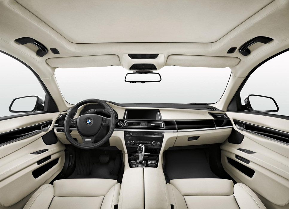 BMW Serie 7 Individual Final Edition