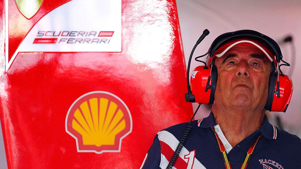 Las mejores imágenes de Emilio Botín en la Fórmula 1
