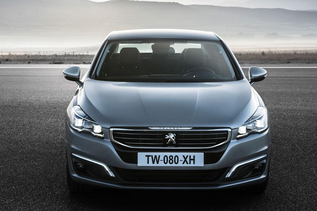 Contacto: Peugeot 508 2.0 BlueHDi 180, el señorío en ruta