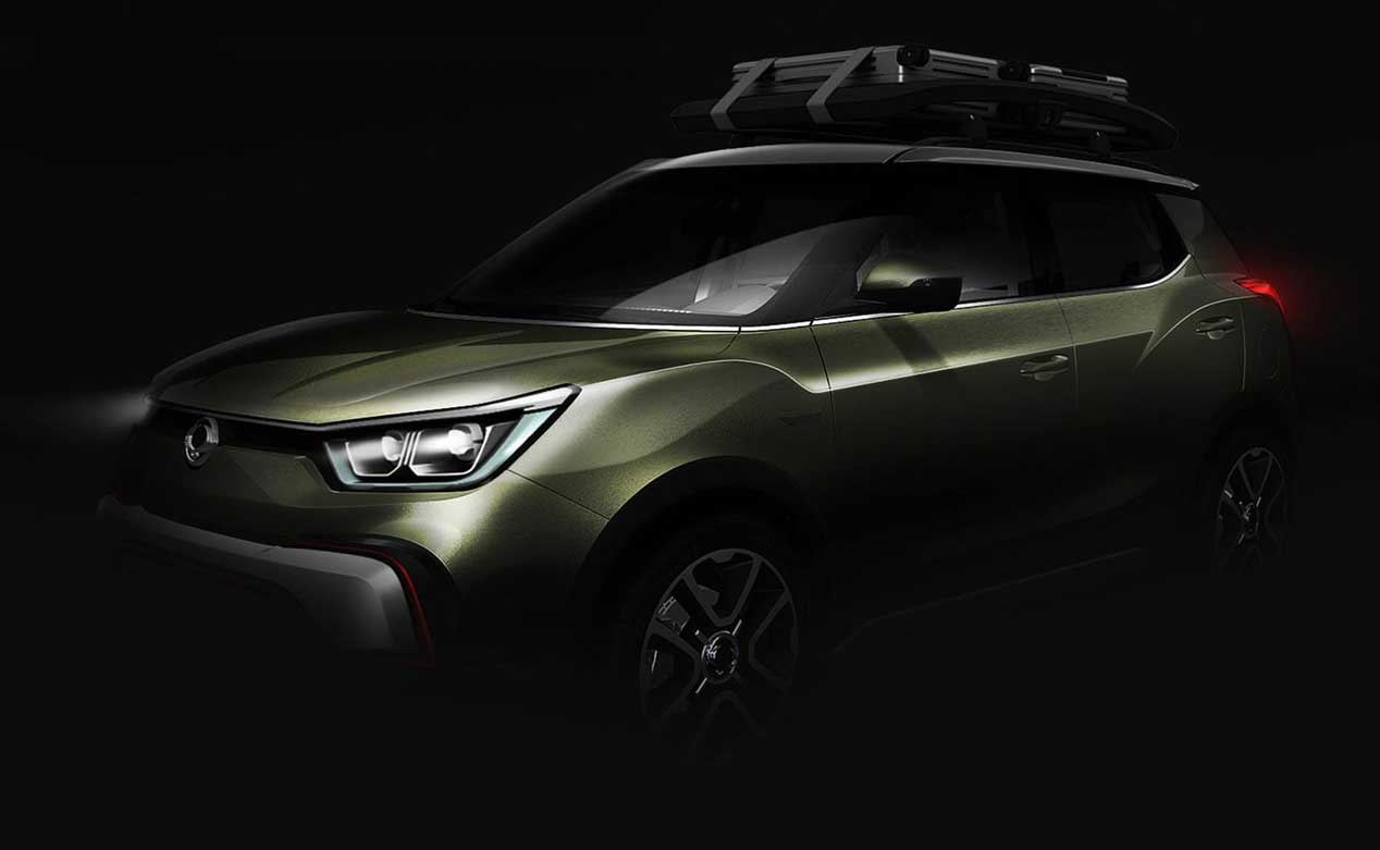 SsangYong X100 Air y Adventure