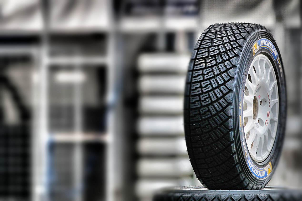 Michelin en el Mundial de Rallyes