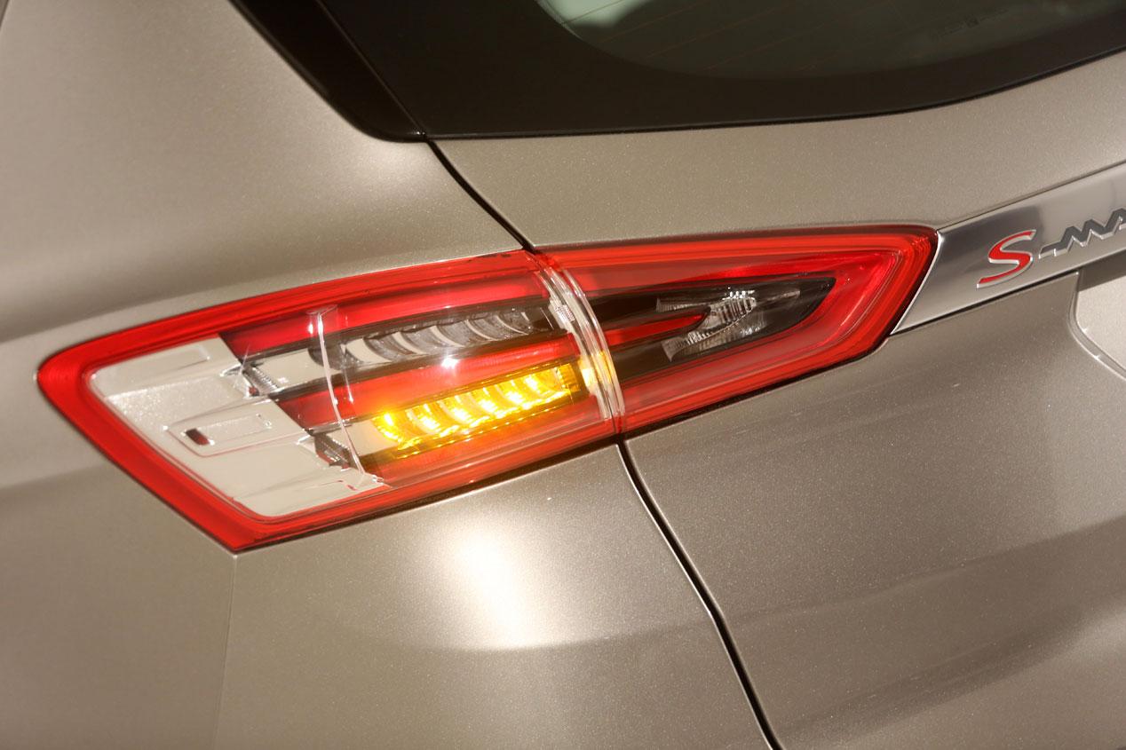 Nuevo Ford S-Max, sus mejores argumentos