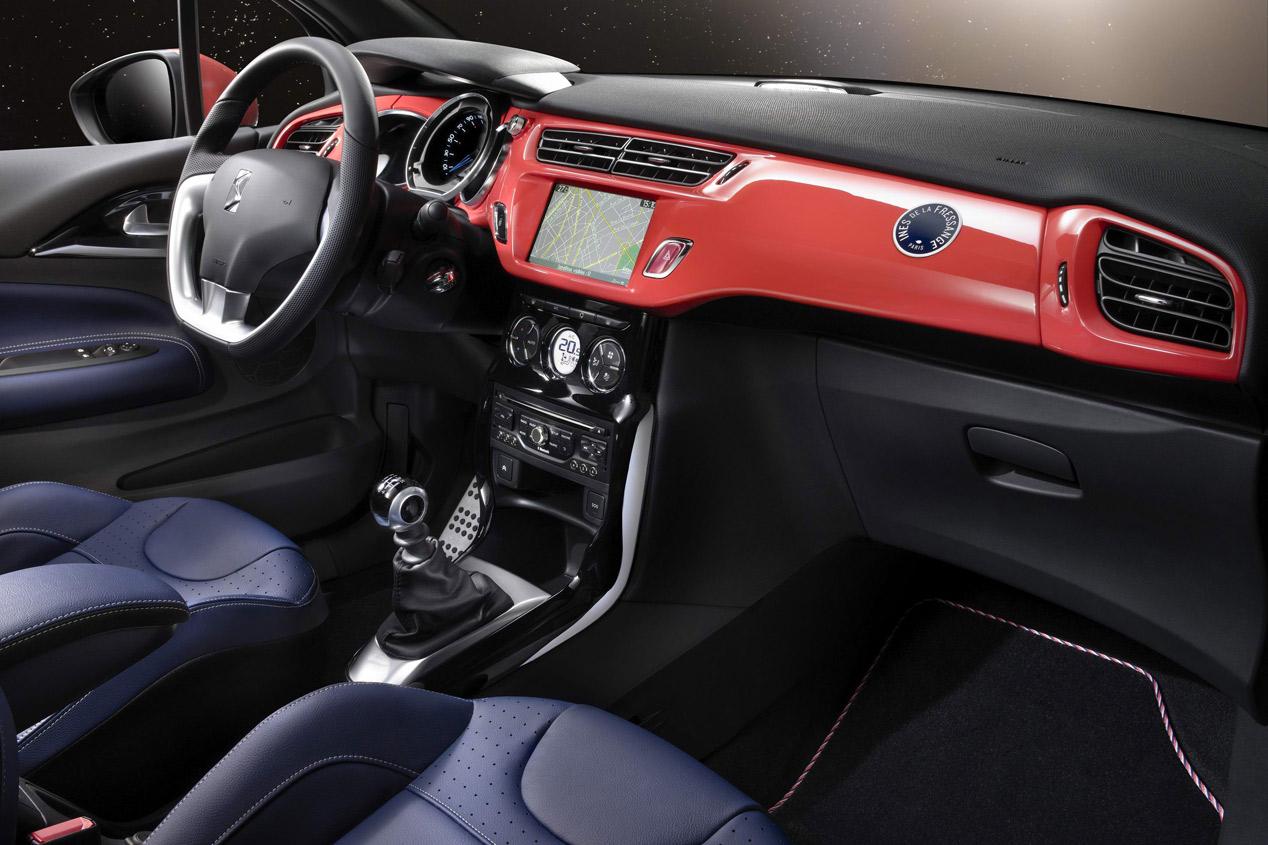 Citroën DS3 Ines de la Fressange Paris