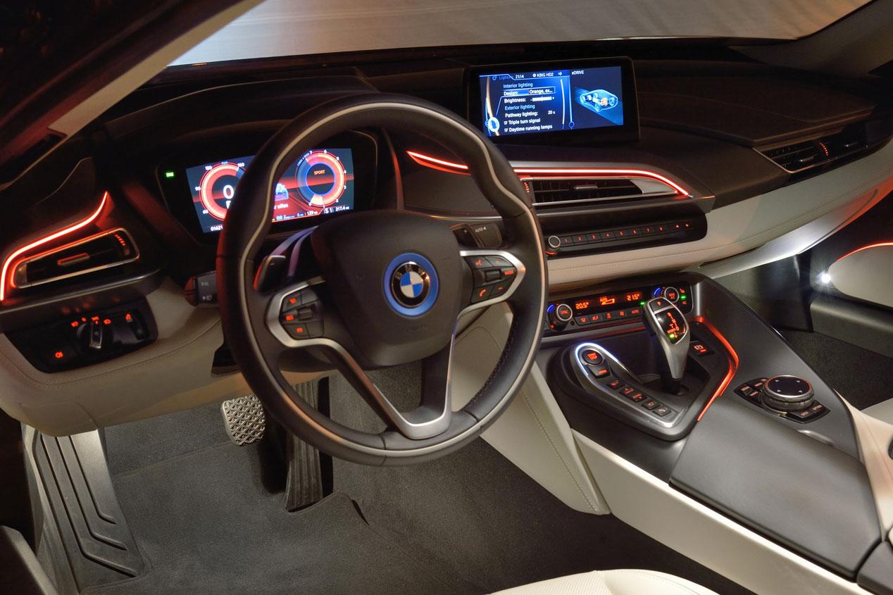 Los salpicaderos del futuro, realidad virtual