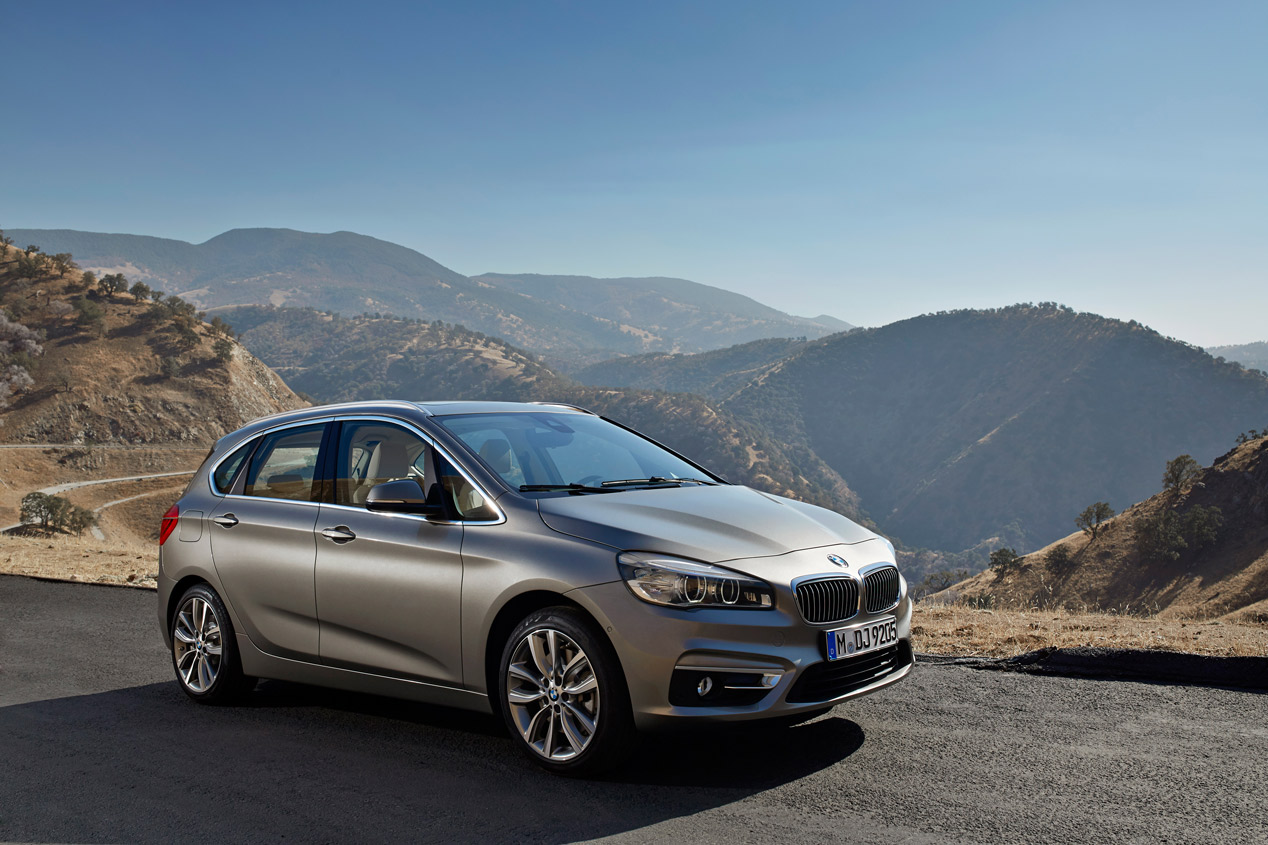 BMW Serie 2 Active Tourer, más motores