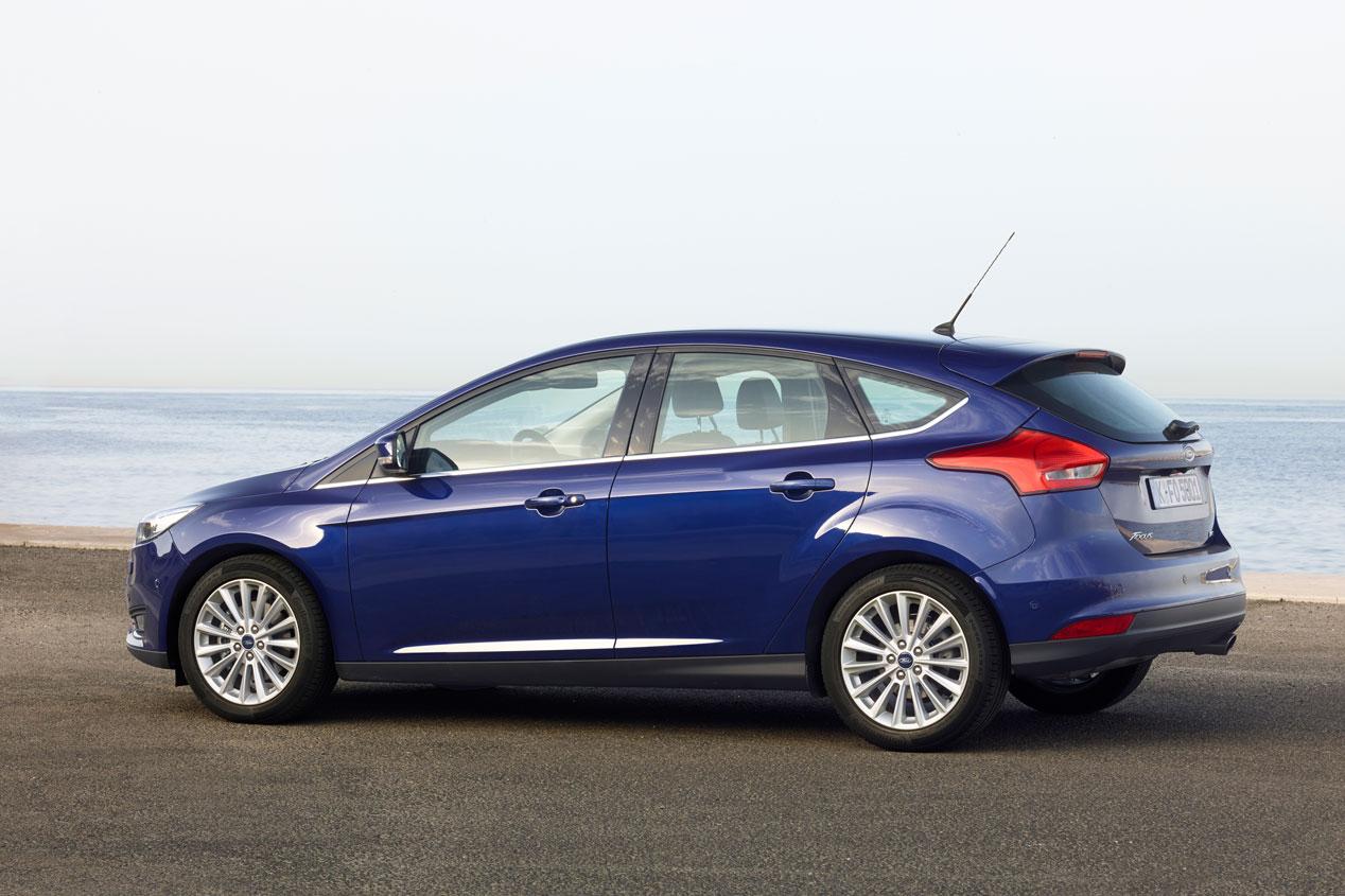 Ford Focus 2014: precios y equipamientos
