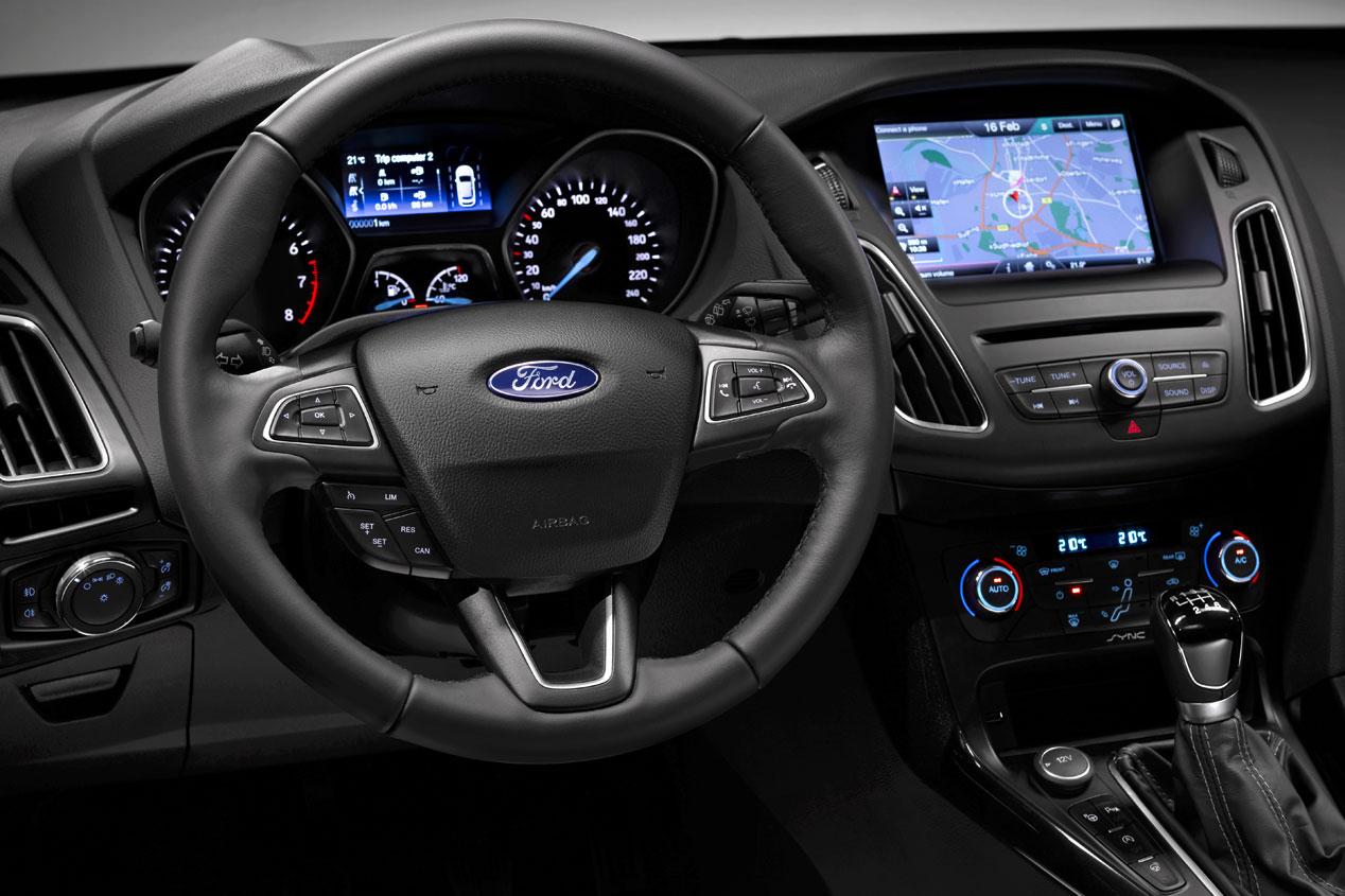 Ford Focus 2014: preciso y equipamientos