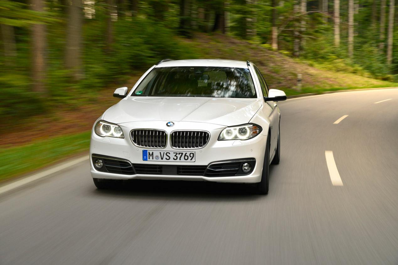 Prueba: nuevo BMW 520d Touring