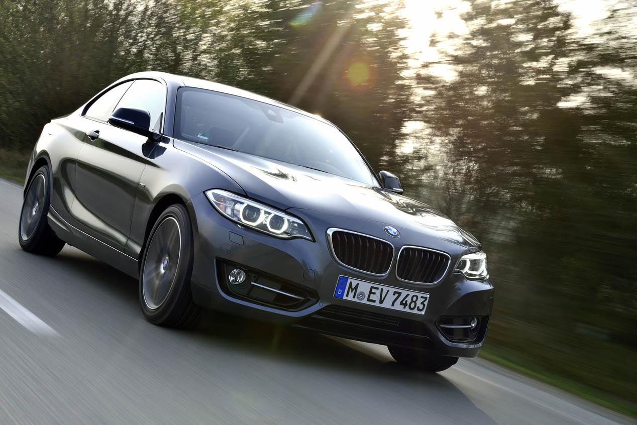 Motor Diesel más eficiente para el BMW 220d