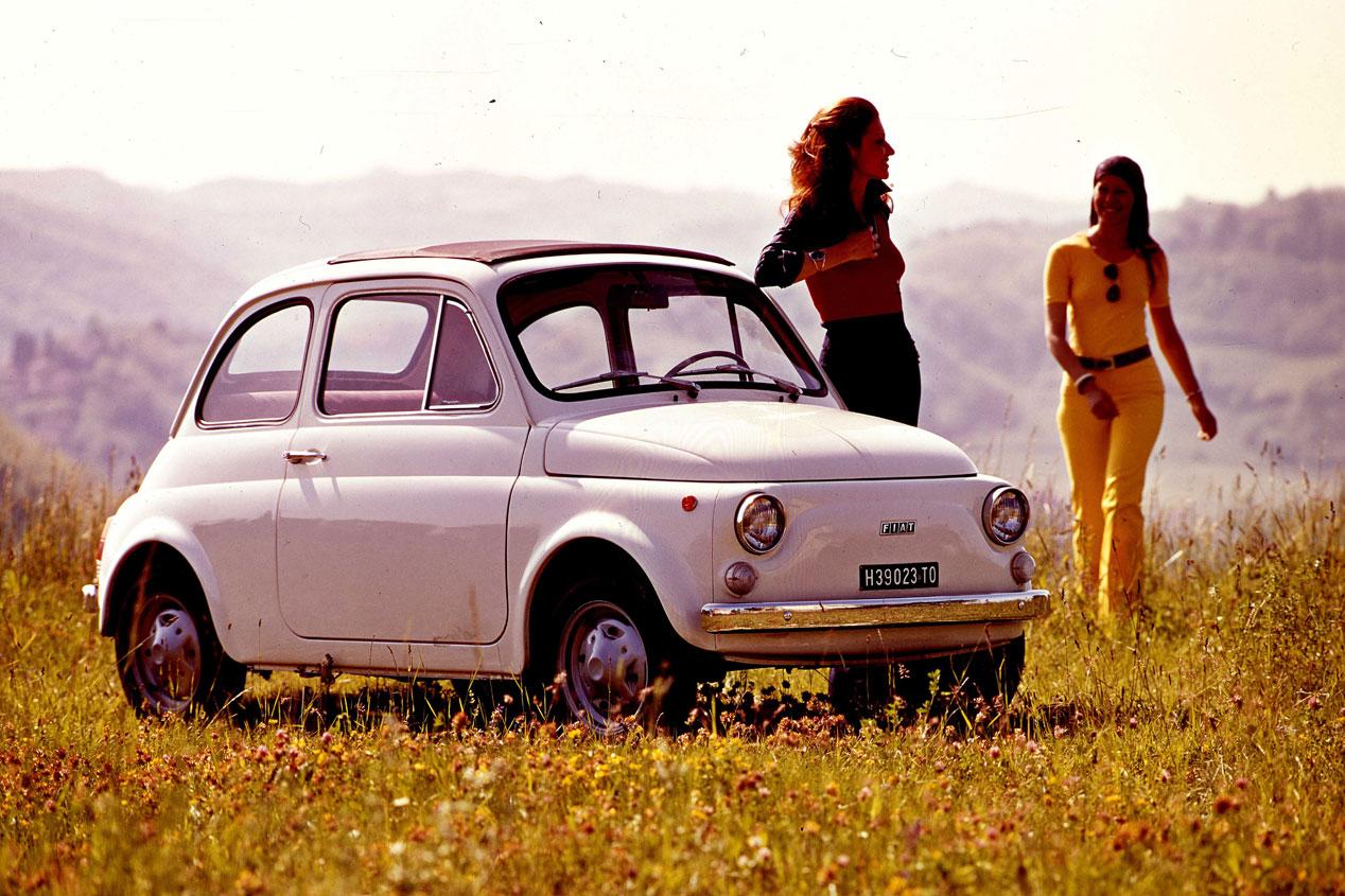 Los cinco mejores coches de… Fiat