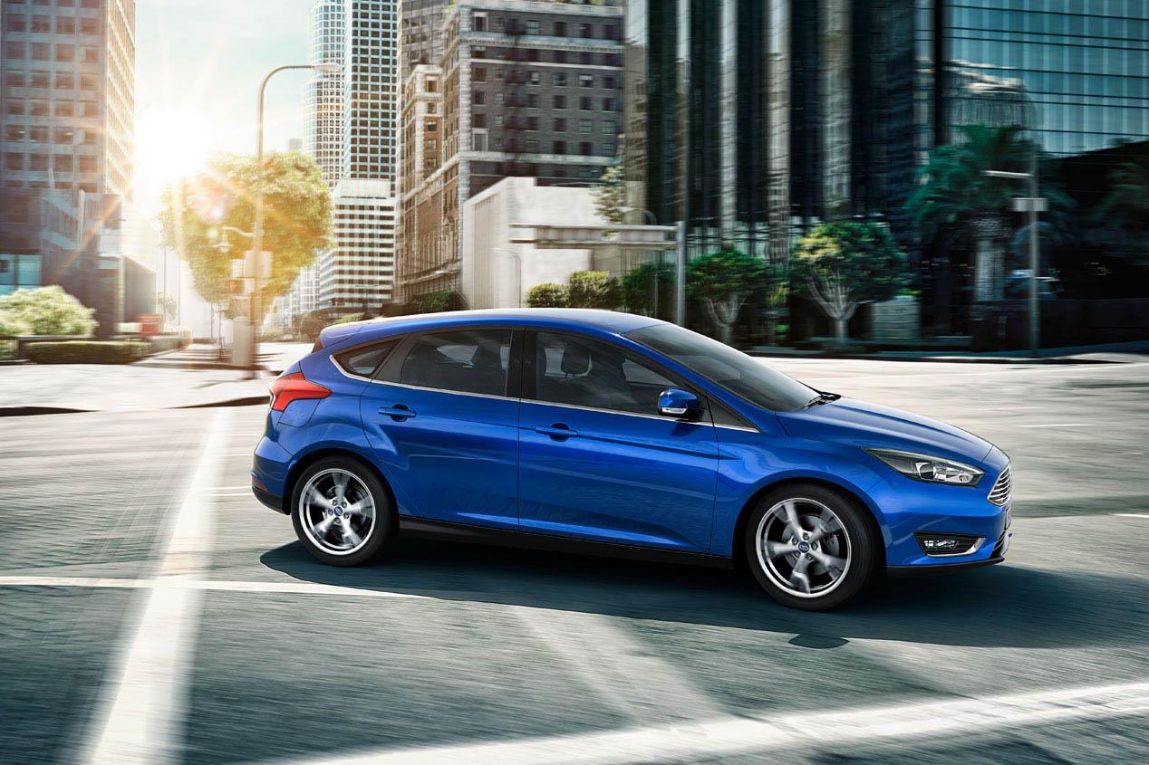 Las cinco mejoras del nuevo Ford Focus 2014
