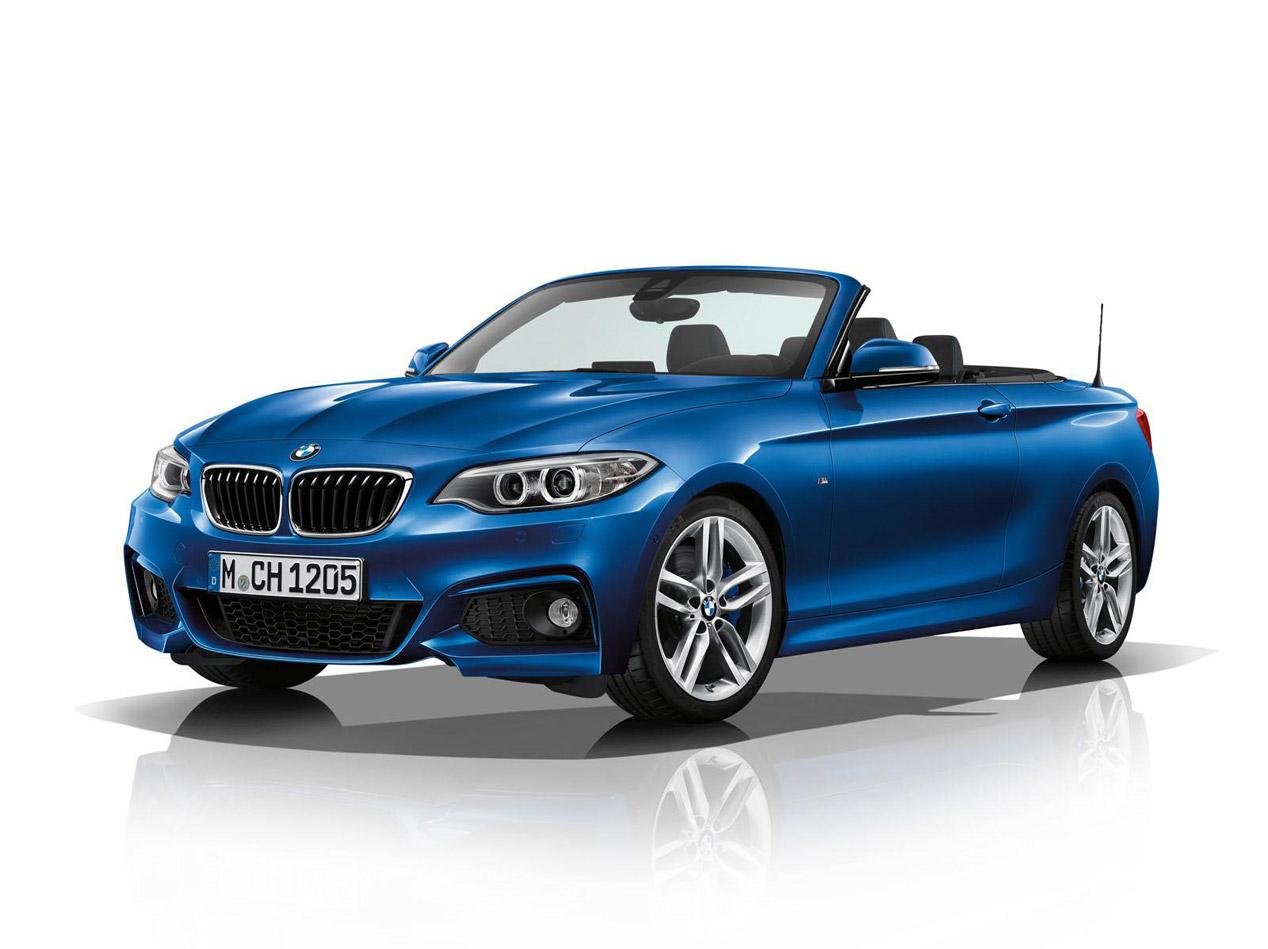 BMW Serie 2 Cabrio M Sport