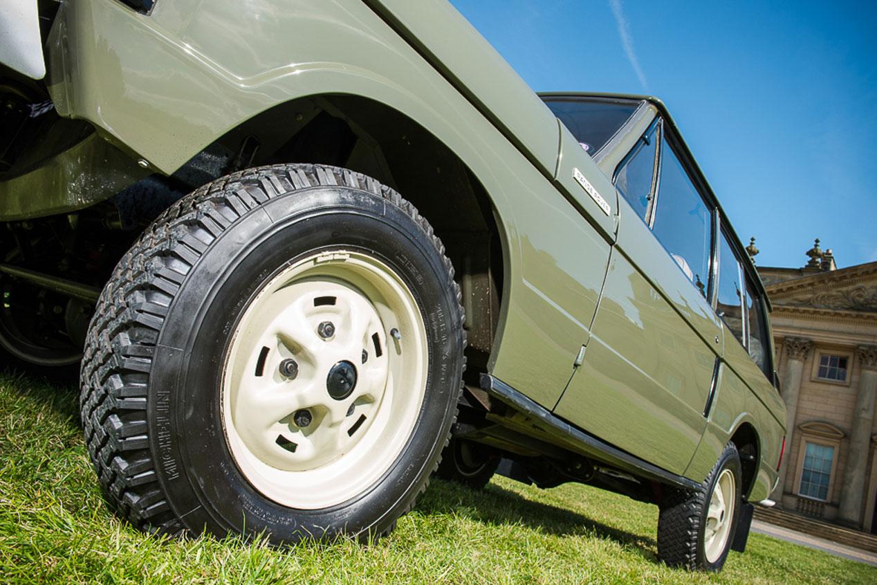 El primer Range Rover de la historia, subastado
